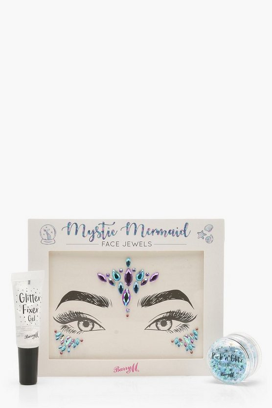 Barry M Mystic Mermaid Festival Glitter Bundle