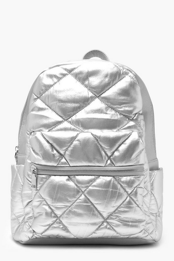 Puffy Quilted Rucksack