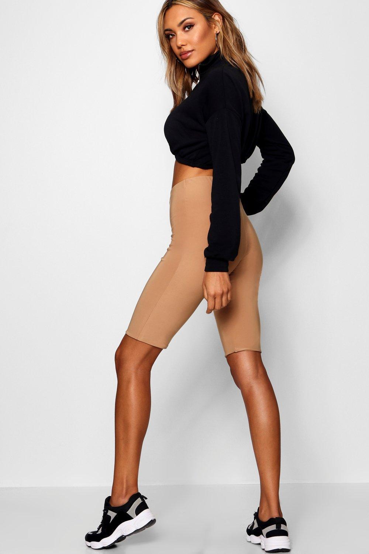 capa negro cortos alto y tiro Pantalones doble de de ciclista ax1Anqv4U