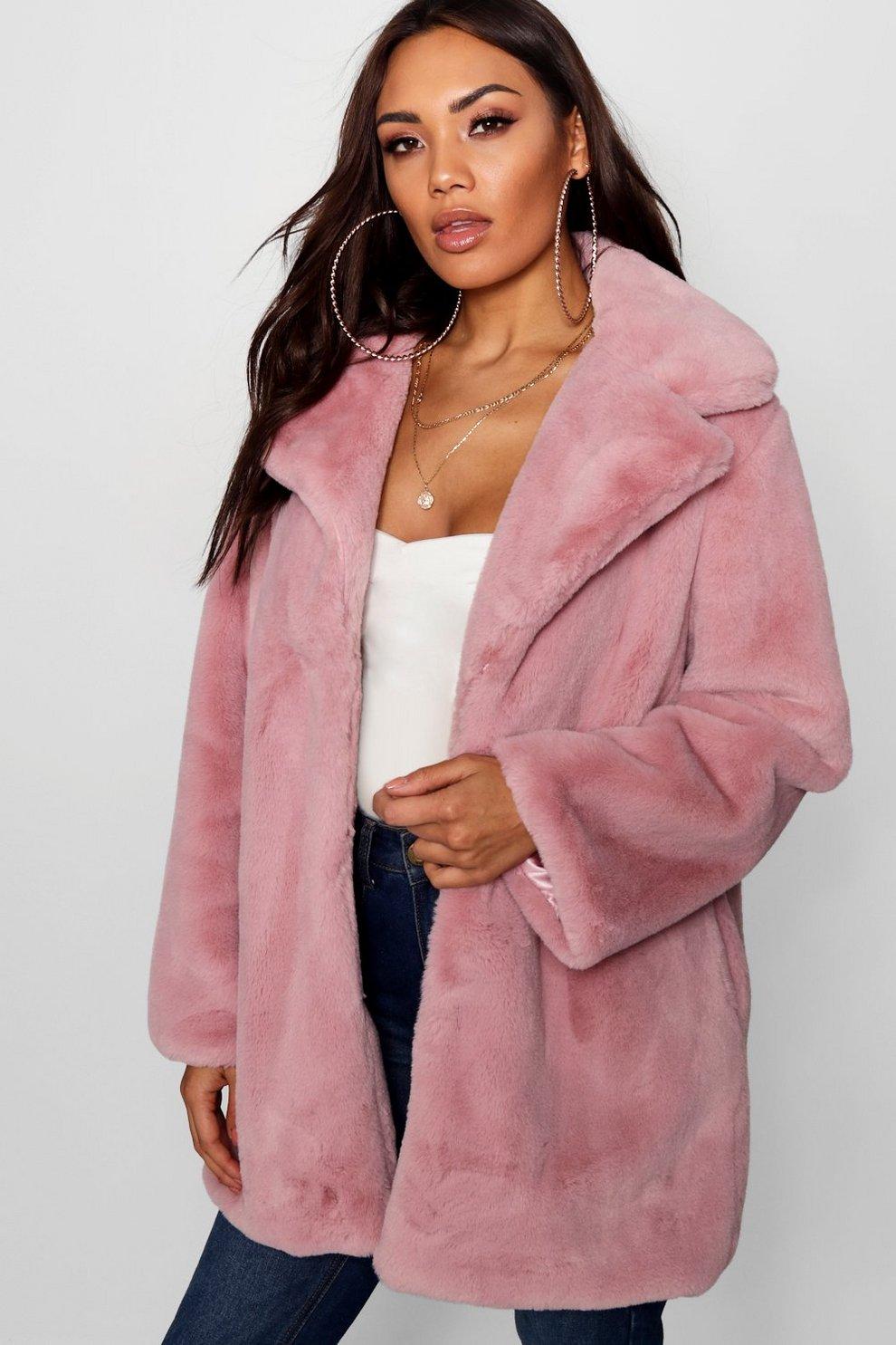 9cadad0bfbdb4 Boohoo Fur Coats - Tradingbasis