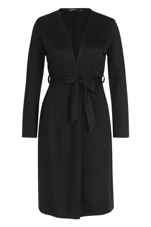 Kimono y cinturón cuello con sin negro RR4qaTwx