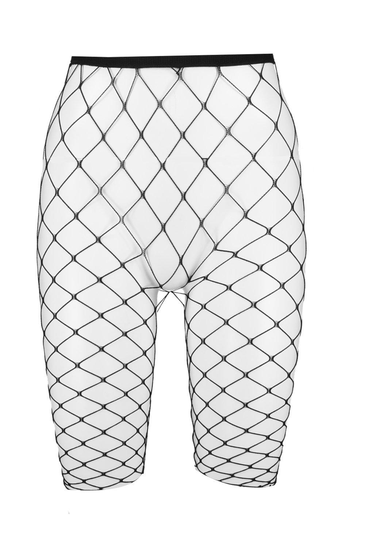 de de negro a cortos Pantalones malla ciclista escala gran H75nYw