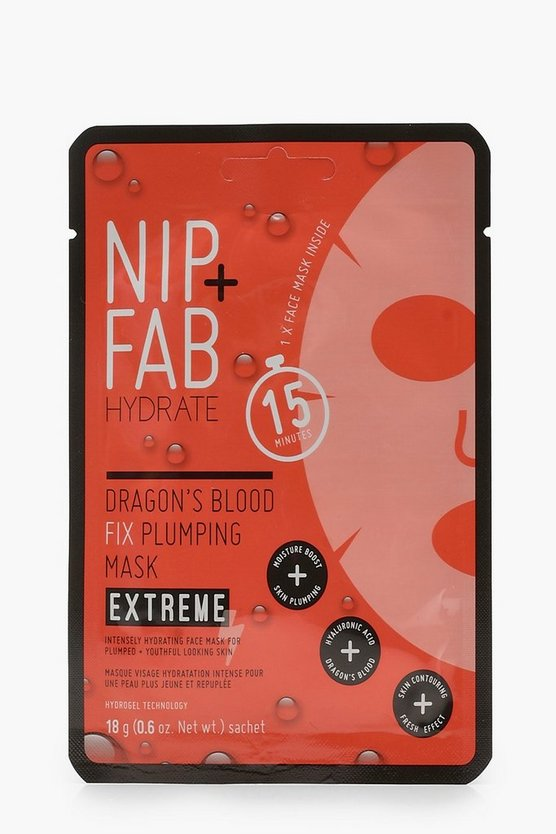 NIP+FAB Máscara facial Dragons Blood Plumping