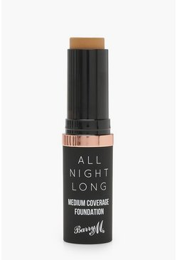 Barry M All Night Waffle Foundation Stick, FEMMES
