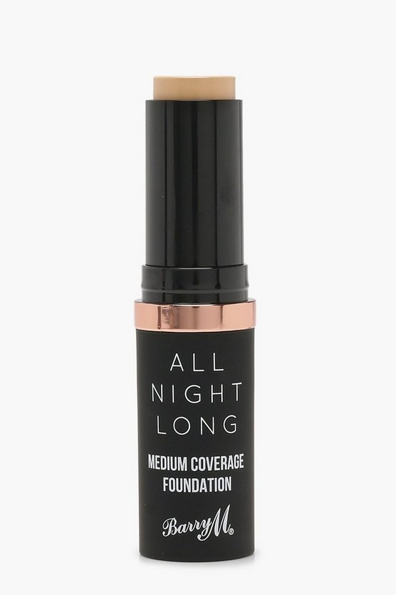 Womens Oatmeal Barry M All Night Oatmeal Foundation Stick