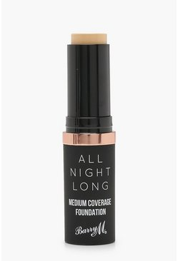 Womens Cashew Barry M All Night Stick Foundation Cookie