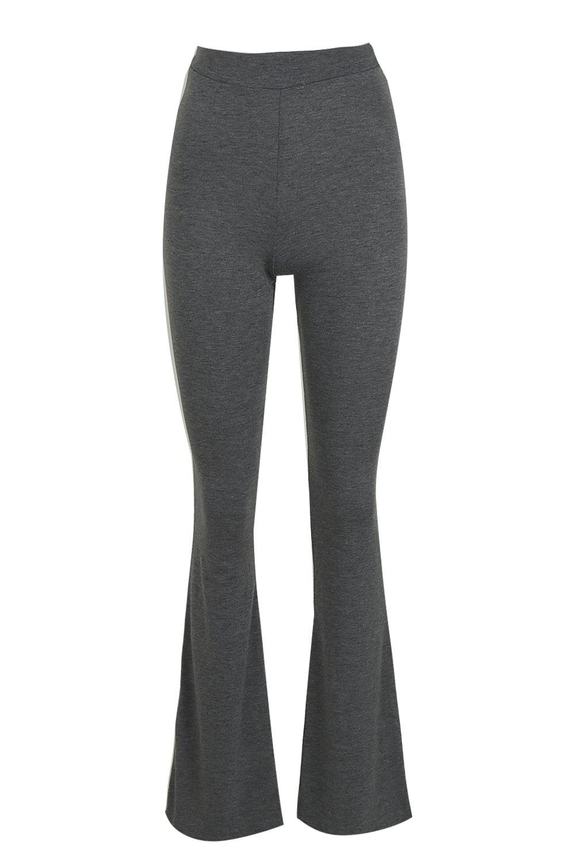 marengo acampanados Basic Skinny Pantalones gris ATqIA0
