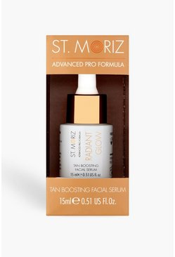 Brown St. Moriz Pro Face Booster Serum