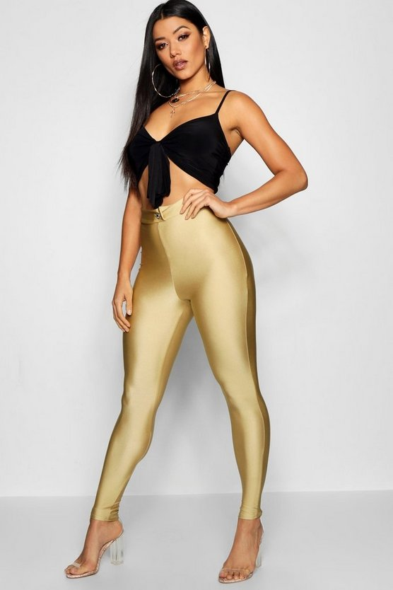 Disco High Waisted Trouser