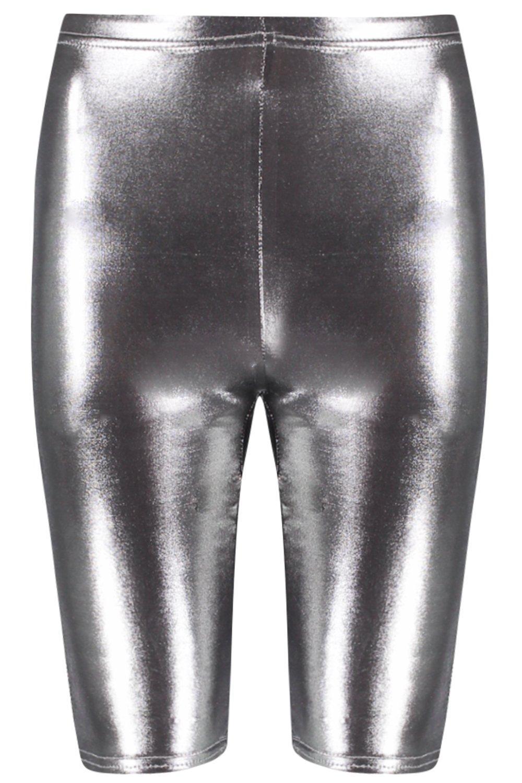cortos ciclista gris de Pantalones holográficos dqYBdwE