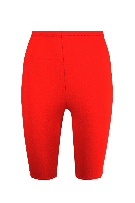 naranja Pantalones de Pantalones ciclista cortos cortos FqCBwn0