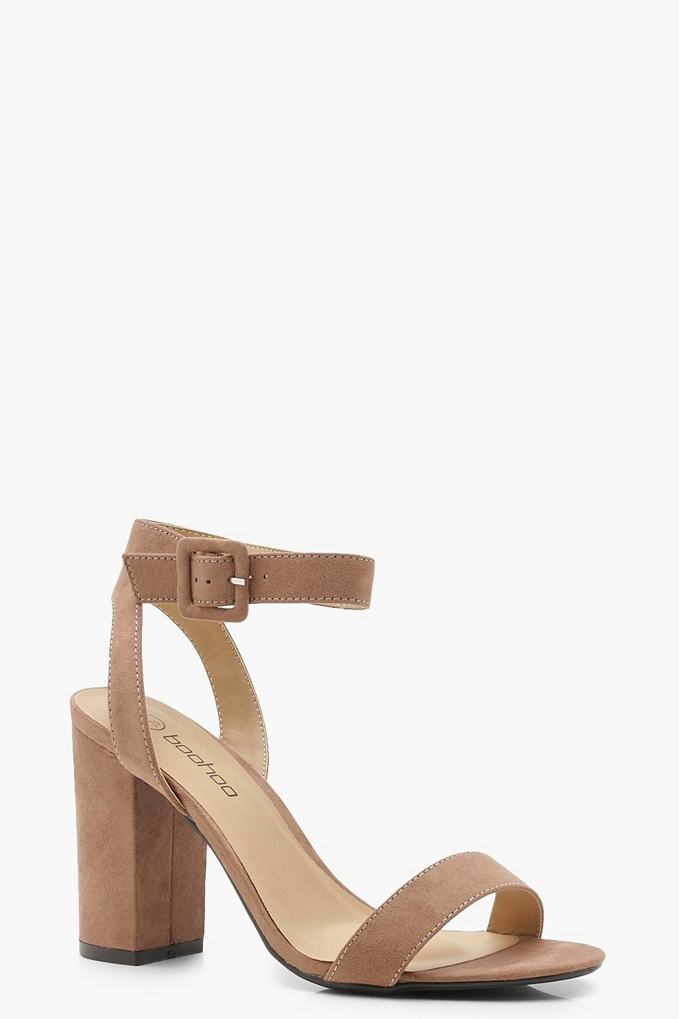 342af0a58ec7 Two Part Block Heels