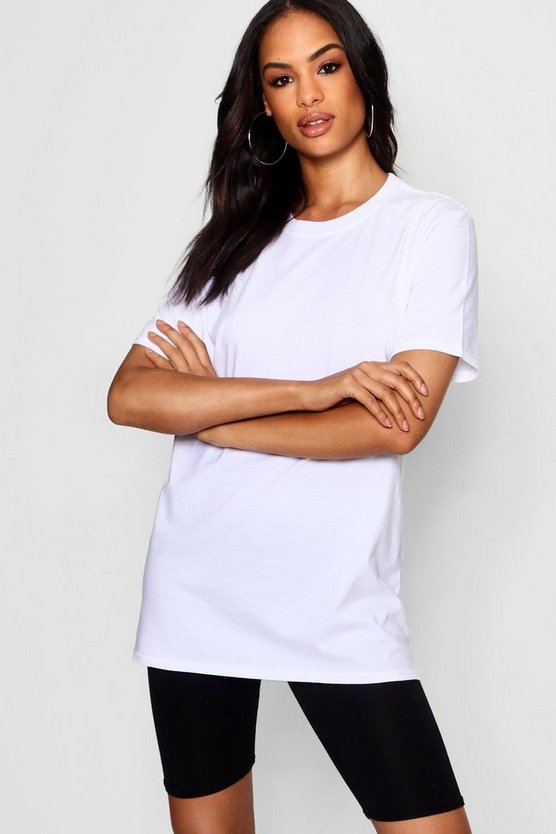 Womens White Neon T-Shirt