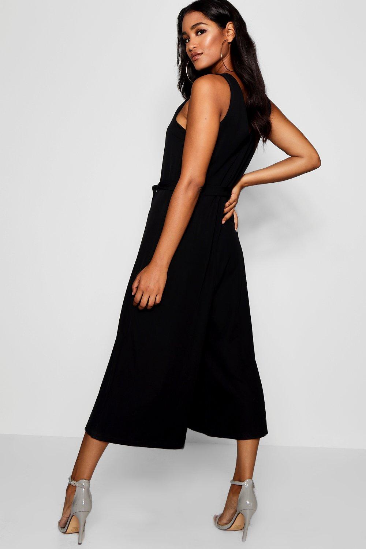 Minimal Jumpsuit Minimal Jumpsuit Sleevless black black Sleevless Sleevless qnEYCxtSw