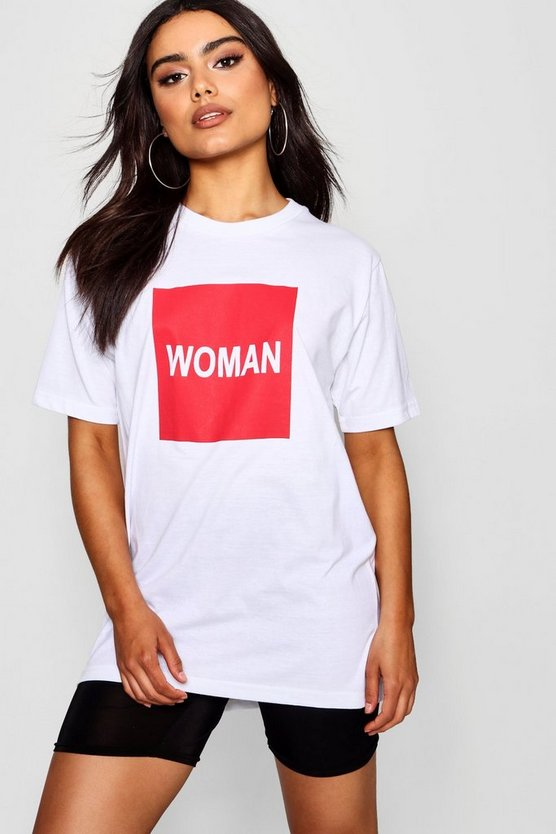 Ebony Woman Box Tee