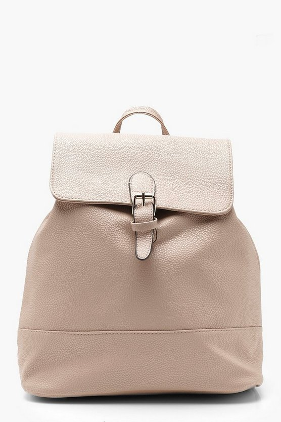 Harriet Single Buckle Rucksack