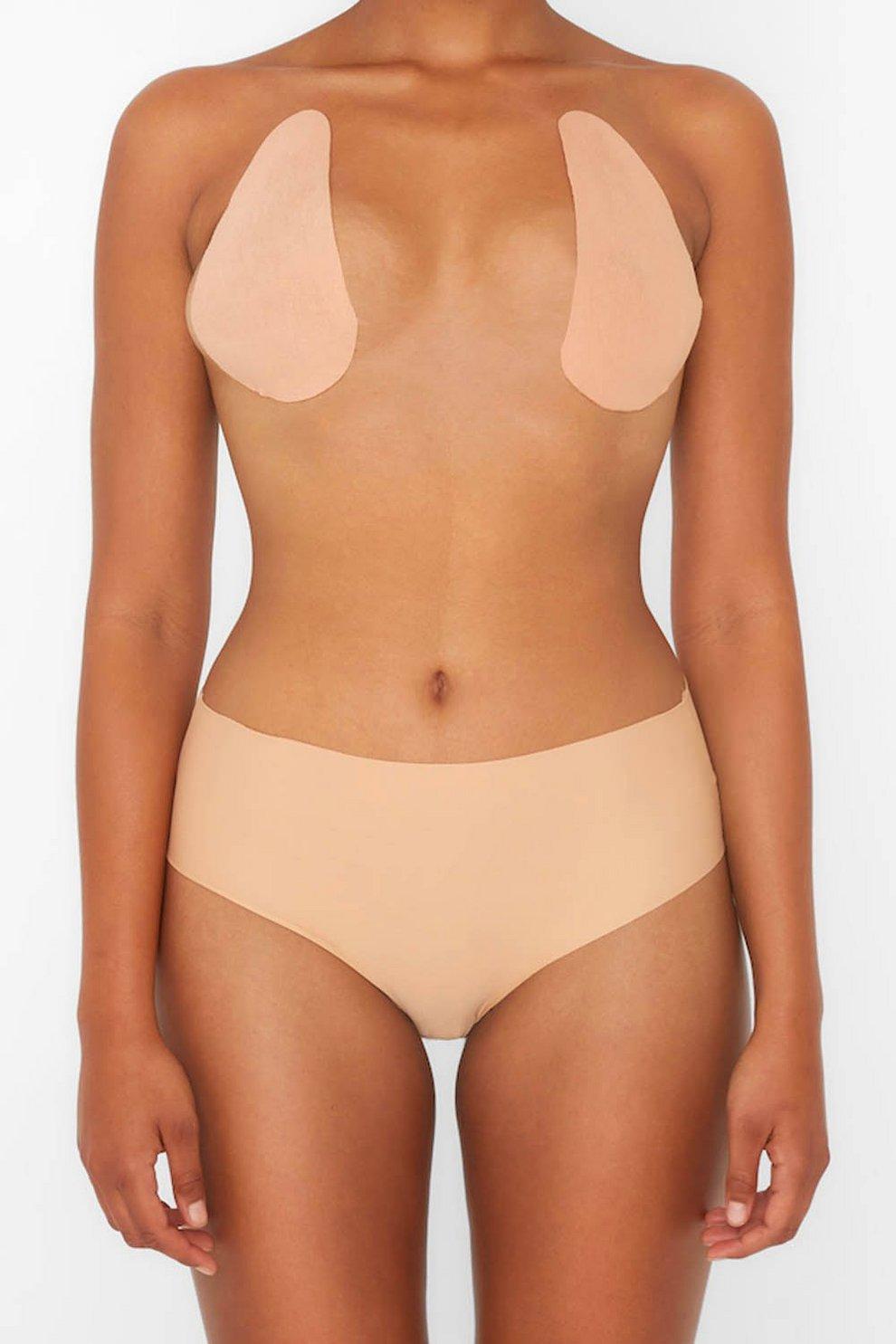 4b9450039 Womens Beige Perky Pear Breast Lift   Shape Tape