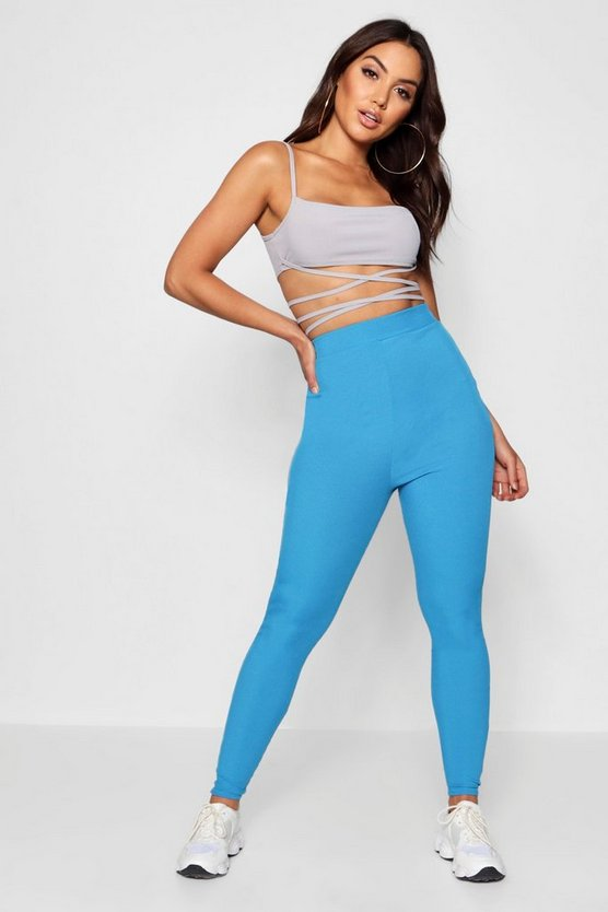 Wrap Ribbed Crop and Legging Co-ord Set
