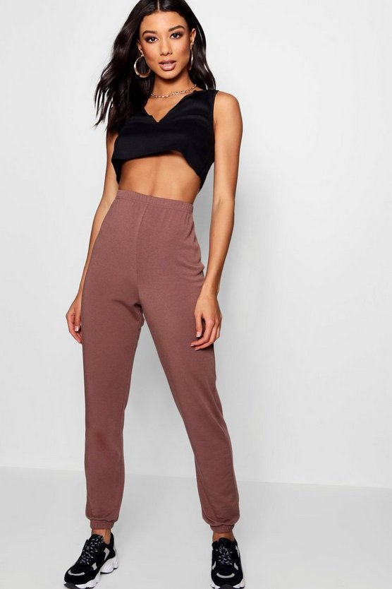 Slouchy Tonal Luxe Jogger Trouser