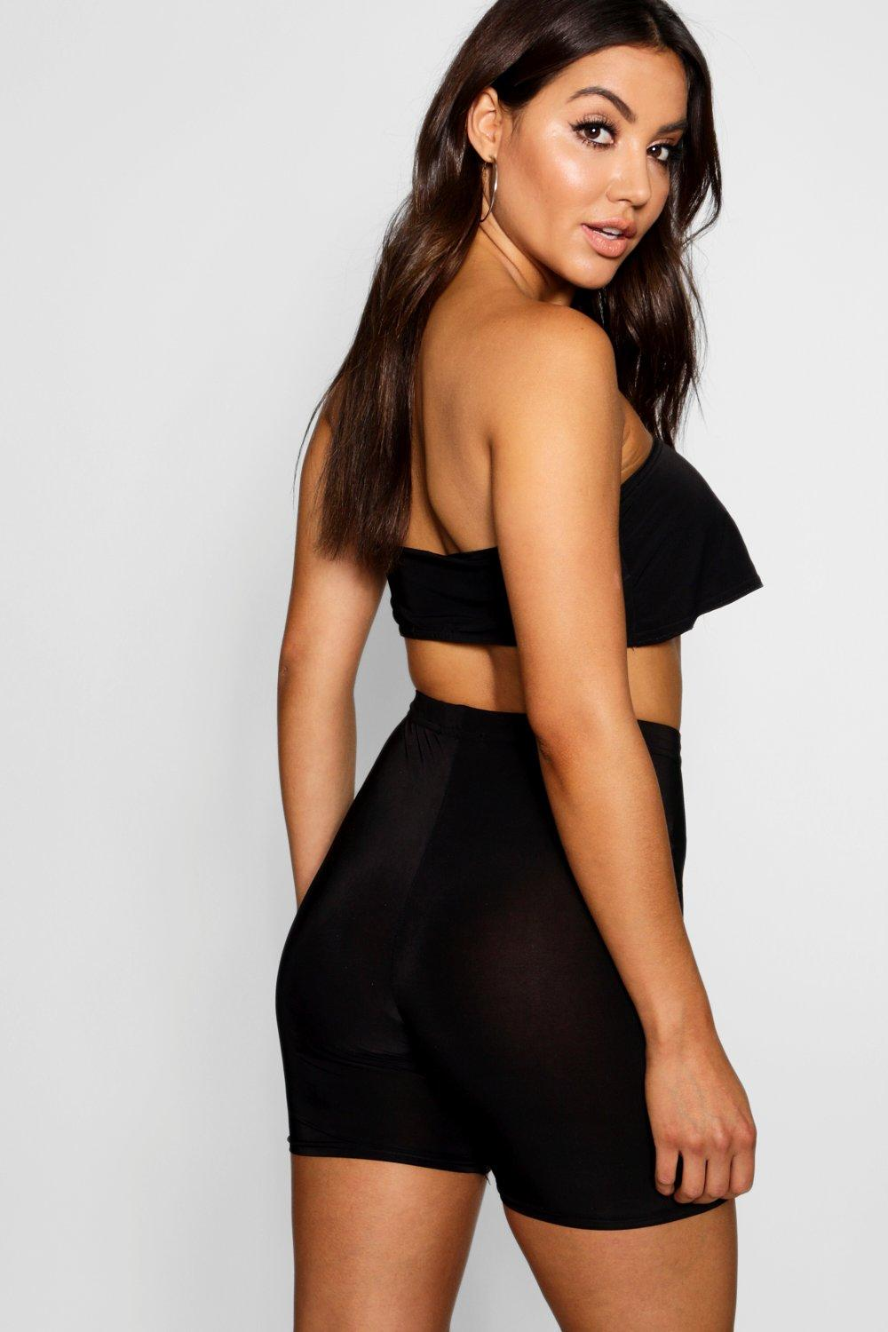 Front Front Slinky Ruched Slinky Ruched Bandeau 8wOqzOBd