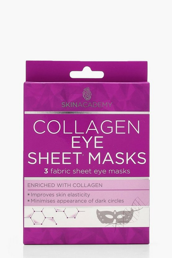 Collagen Eye Sheet Mask x 3