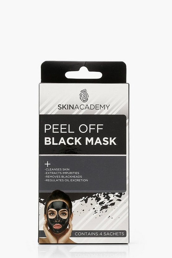 Skin Academy Peel Off Face Mask 4 Pack