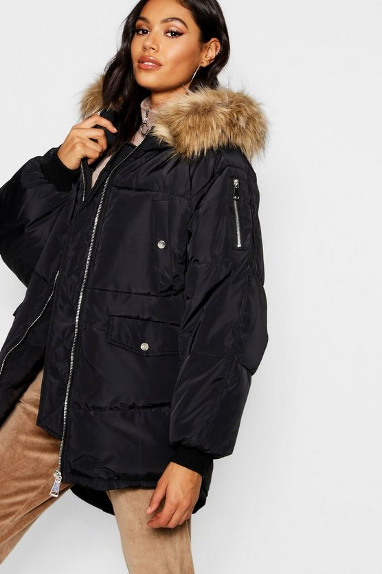 Oversized Padded Jacket