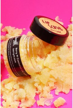 Barry M Lip Scrub - Mango, Yellow