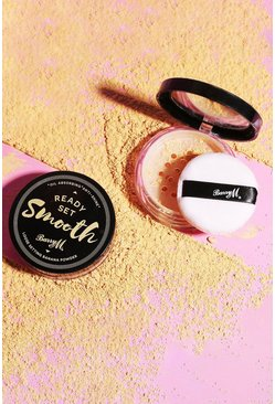 Barry M Ready Set Smooth Banana Powder, Gelb