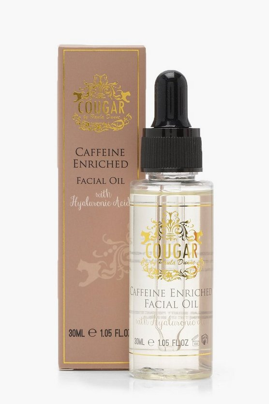 Caffeine Enriched Hyaluronic Acid Facial Gel
