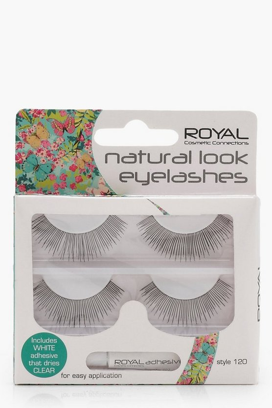 Natural Look 2 Pack Eyelashes