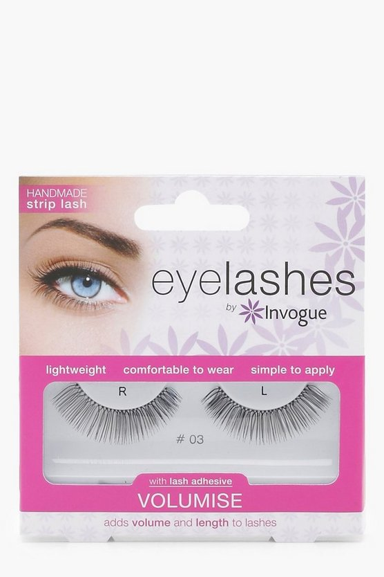 Invogue Volumise Style 3 Eyelashes