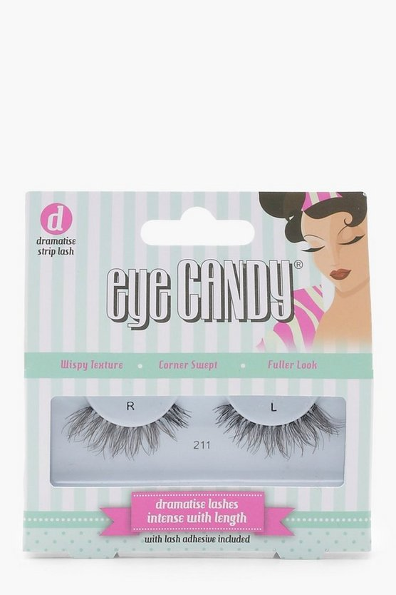 Eye Candy Dramatise Style 211 Lashes