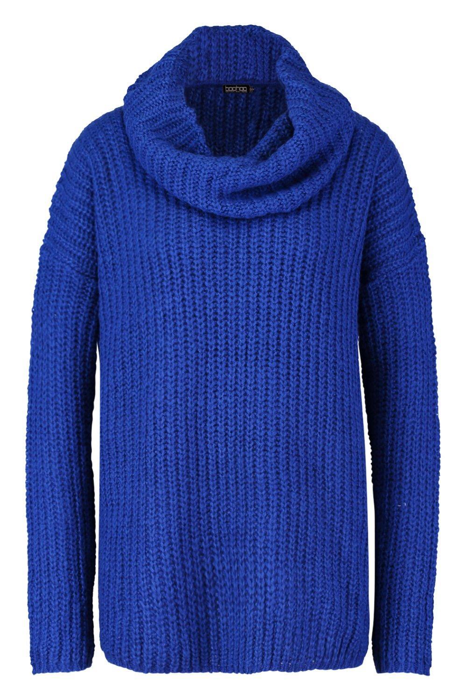 y extra con capucha cuello azul grande Jersey qU16Exwq