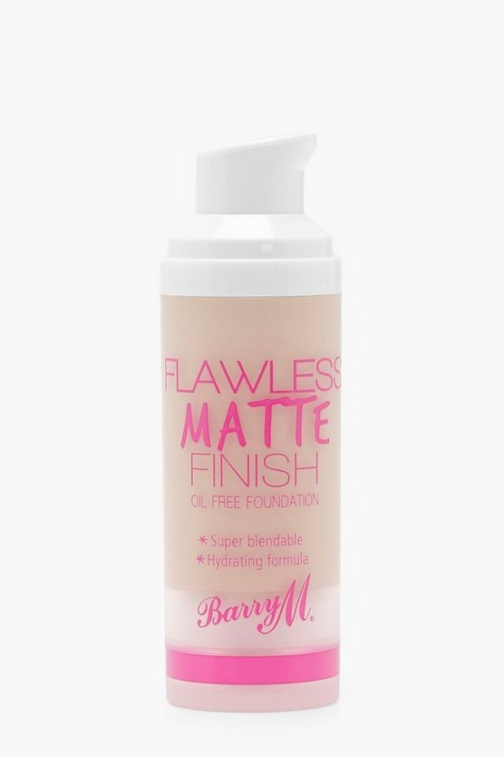 Barry M Flawless Finish Foundation - Ivory