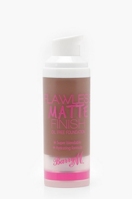 Barry M Flawless Finish Foundation - Cocoa