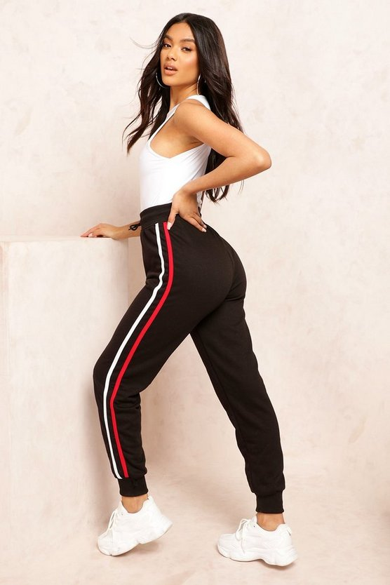 Side Stripe Sweat Jogger