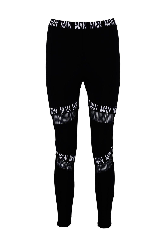Fit Legging Gym Tape 'MAN' Tape Gym Tape Fit Gym Legging 'MAN' 'MAN' Legging Fit IxCAxOqwn
