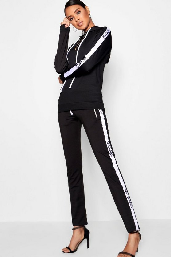 Athleisure Woman Tracksuit