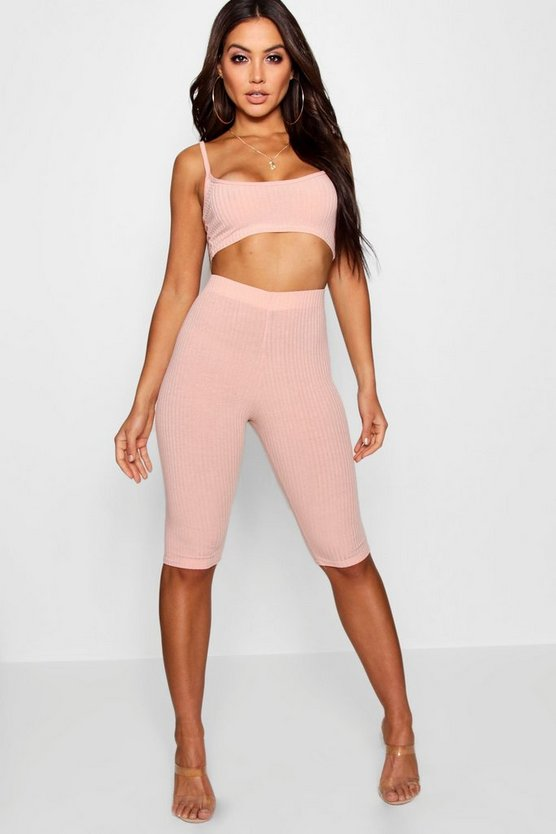 Cycle Short & Top Co-Ord