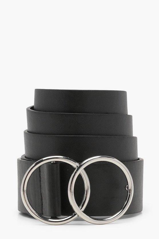 Double Ring Boyfriend Belt