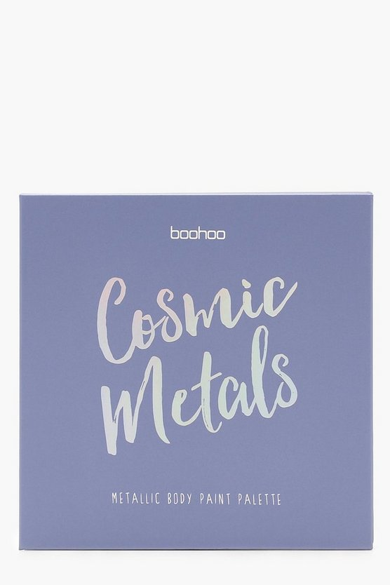 Boohoo Cosmic Metals Body Paint