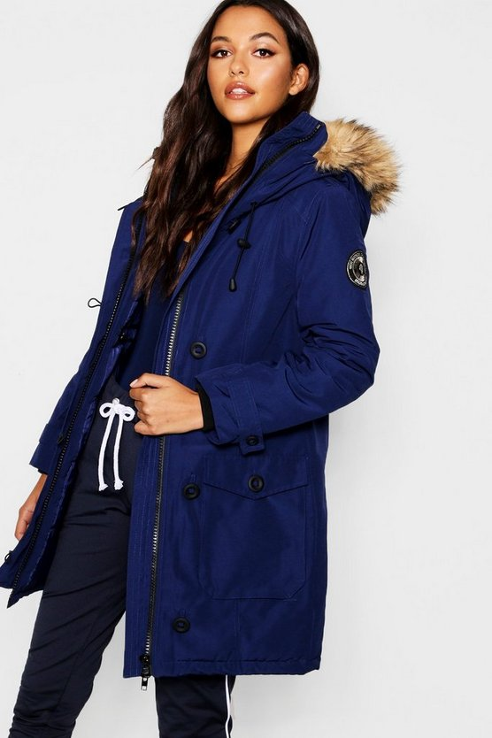 Arctic Padded Jacket