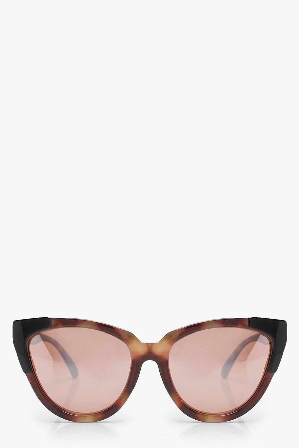 9dd617dfcf Oversize Tortoiseshell Cat Eye Sunglasses