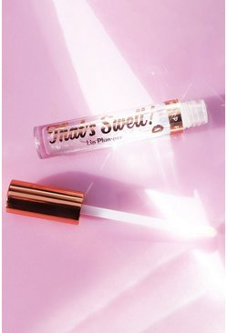 Barry M Plumping Lip Gloss, Clear