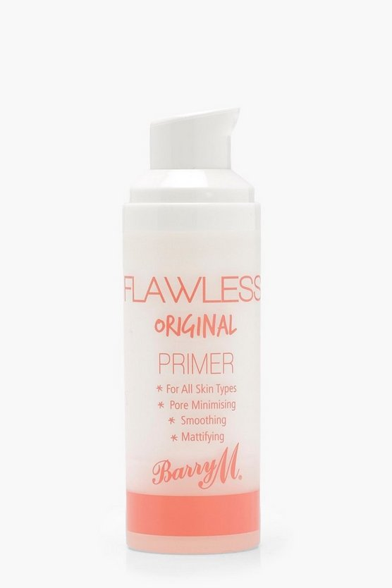 Barry M Flawless Original Primer, Clear, ЖЕНСКОЕ