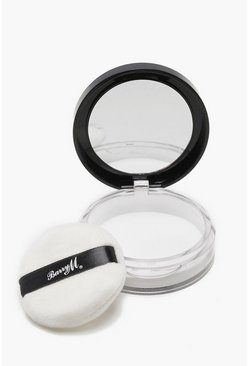 Barry M Ready Set Smooth Powder, Clear, Femme
