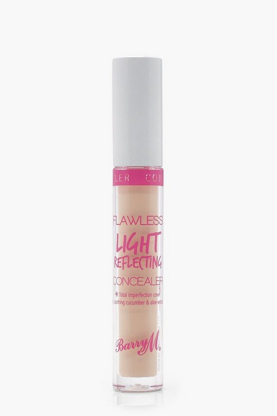 Womens Light Barry M Flawless Concealer - Ivory
