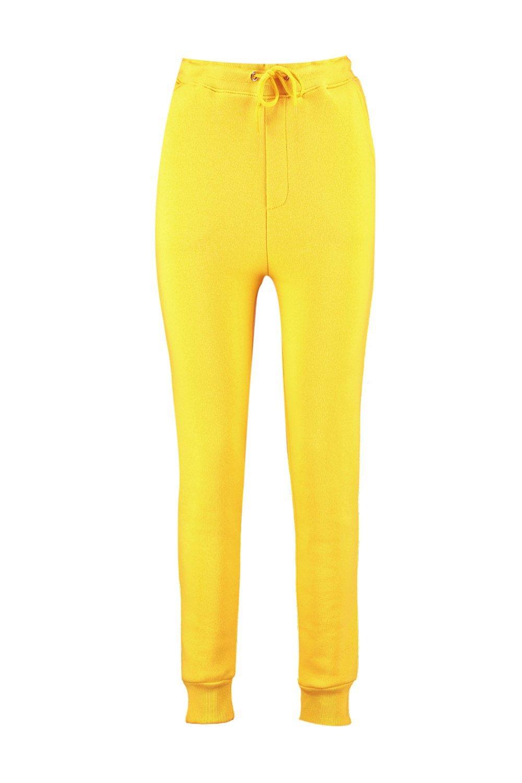Sweat Basic Jogger Basic Sweat yellow wqvqfdE