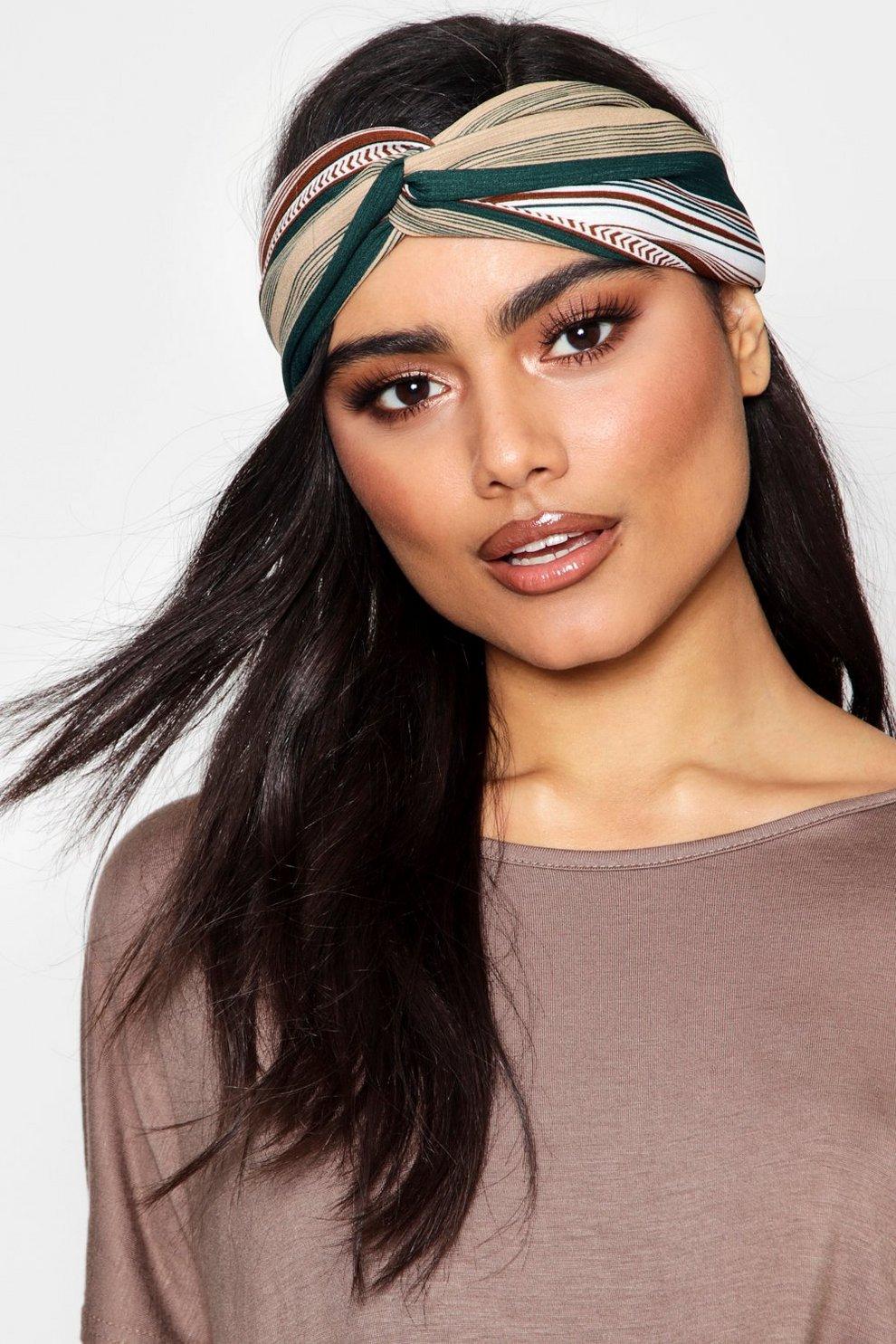 2019 year lifestyle- How to american wear apparel twist headband